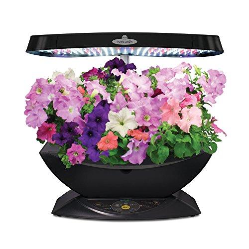 Aerogarden 7 Led Indoor Garden With Gourmet Herb Seed Kit Glogro Grow Light Reviews
