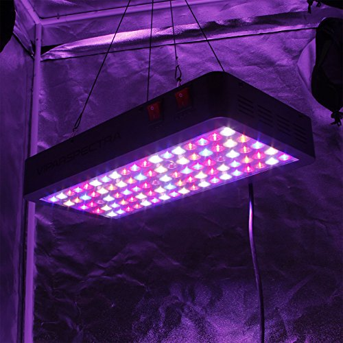viparspectra reflector series 450w led grow light full. Black Bedroom Furniture Sets. Home Design Ideas